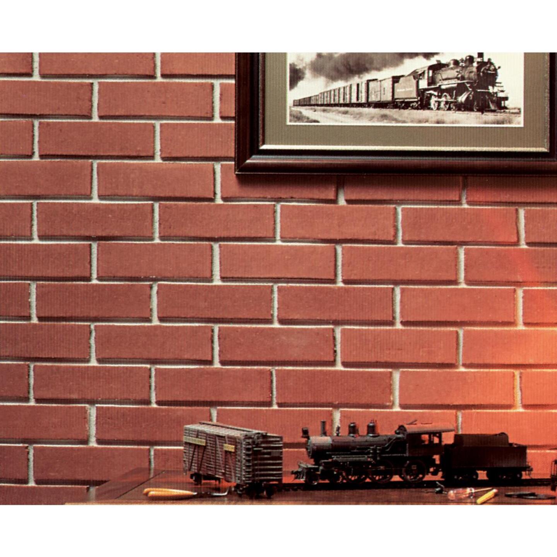 Z-Brick Inca 2-1/4 In. x 8 In. Red Facing Brick Image 2