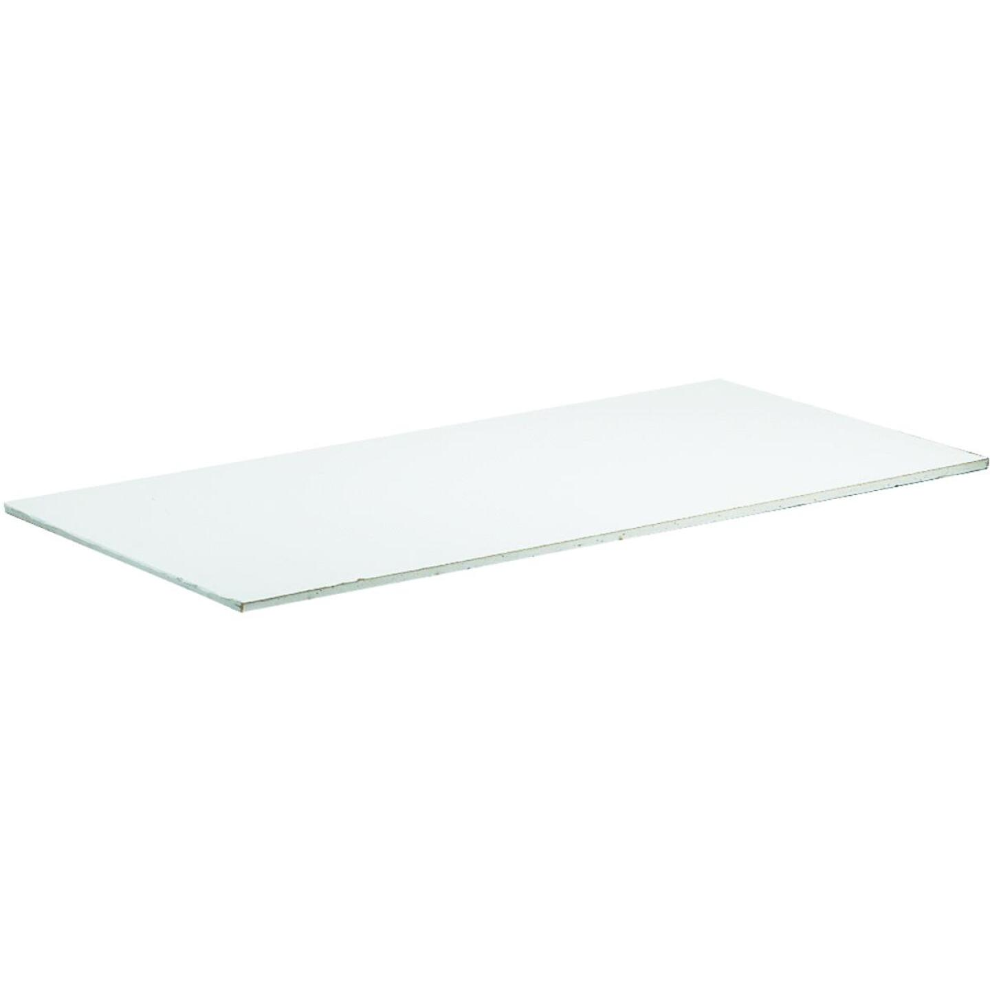 Sheetrock ClimaPlus 2 Ft. x 4 Ft. White Gypsum Fire Rated Lay-In Ceiling Tile (4-Count) Image 3