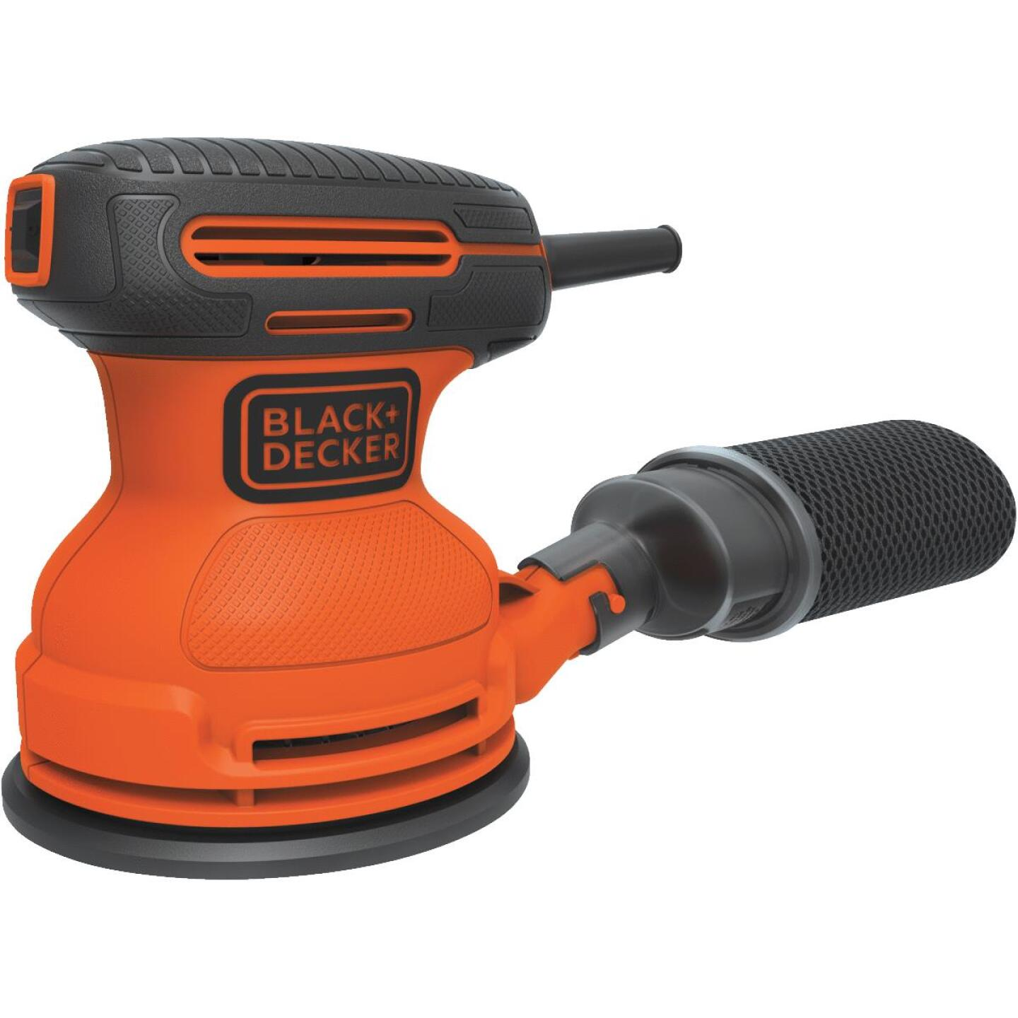 Black & Decker 5 In. 2.0A Finish Sander Image 3