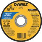 DeWalt HP Type 1, 4-1/2 In. Cut-Off Wheel Image 1