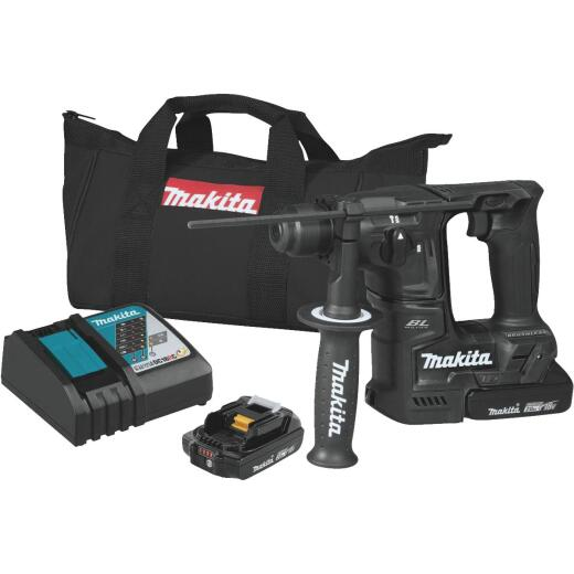 Makita 18 Volt LXT Lithium-Ion 11/16 In. Brushless Sub-Compact Cordless Rotary Tool Kit