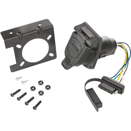 Reese Towpower 7-Blade, 4/5-Flat Professional Vehicle Side Connector