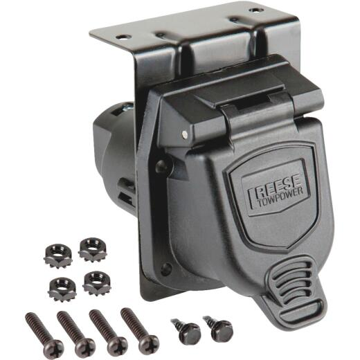 Reese Towpower 7-Blade Professional Vehicle Side Connector