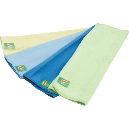 Libman Every Surface Microfiber Cloth Pack (4 Count)