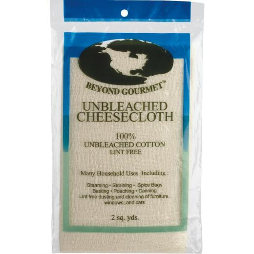 Beyond Gourmet 2 Sq. Yd. Unbleached Cheesecloth